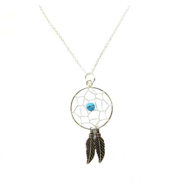 Small Dreamcatcher Necklace