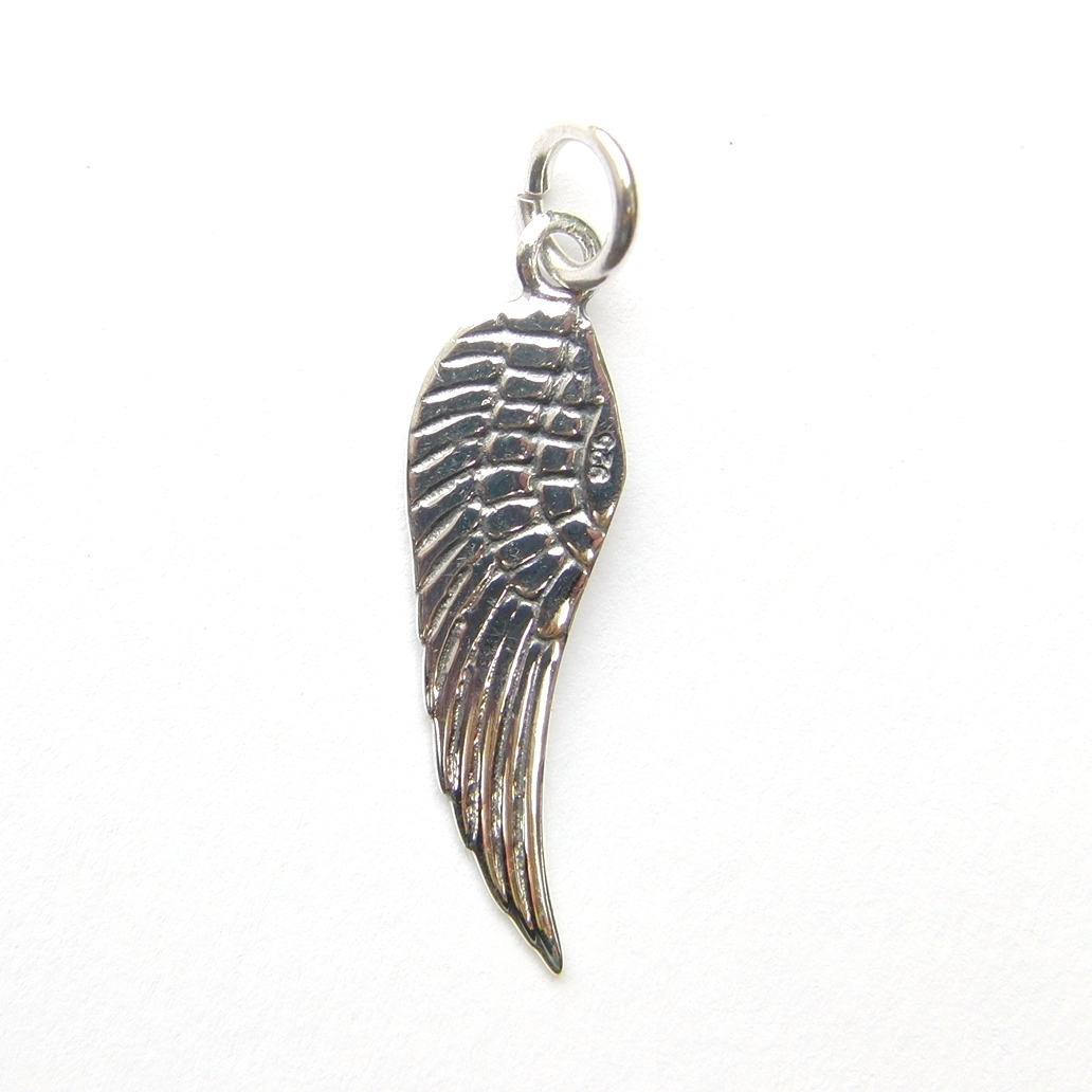 Medium Angel Wing Pendant