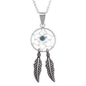 Large Dreamcatcher Necklace