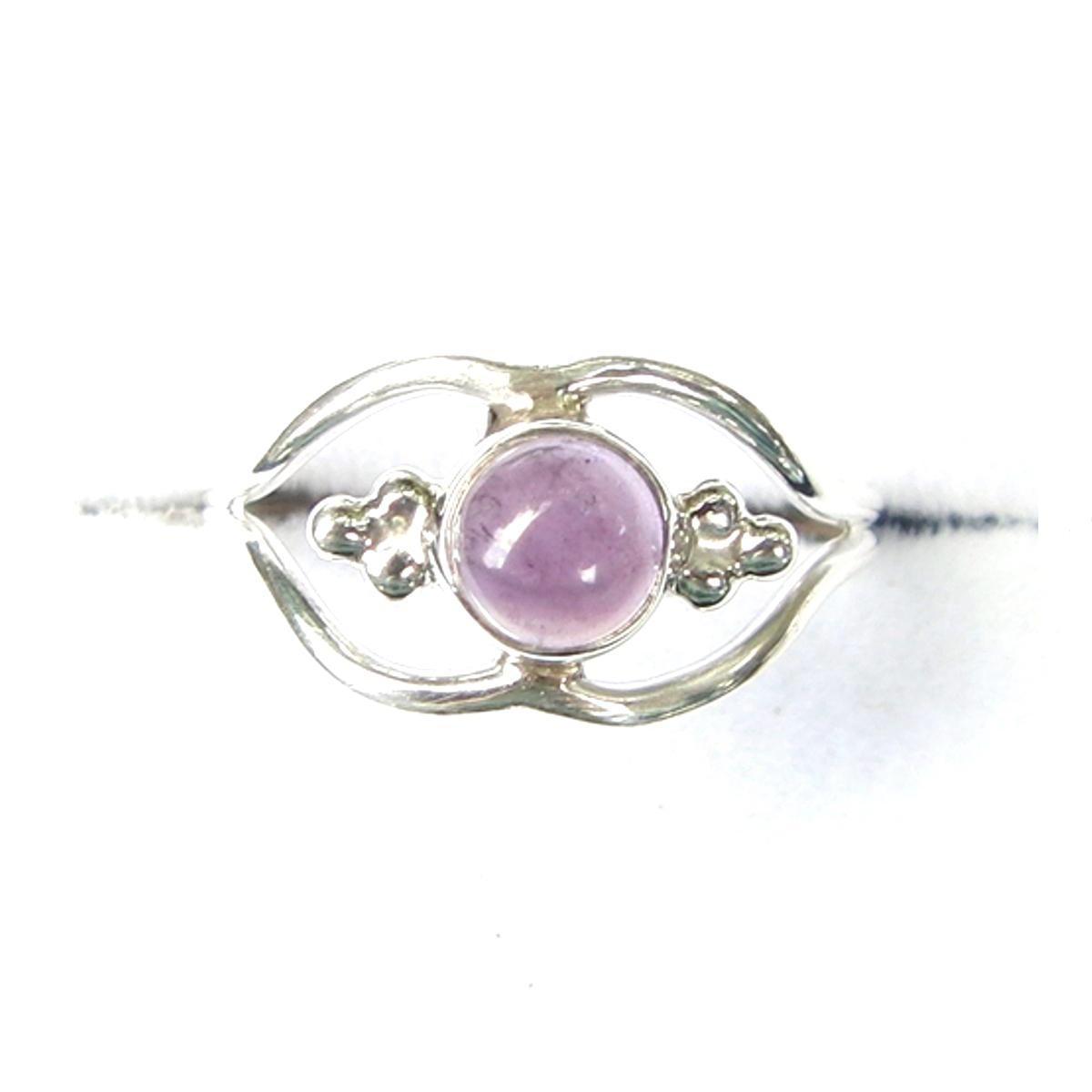 Pretty Amethyst Ring.