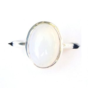 Opalite Oval Ring.