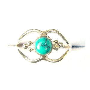 Pretty Turquoise Ring.