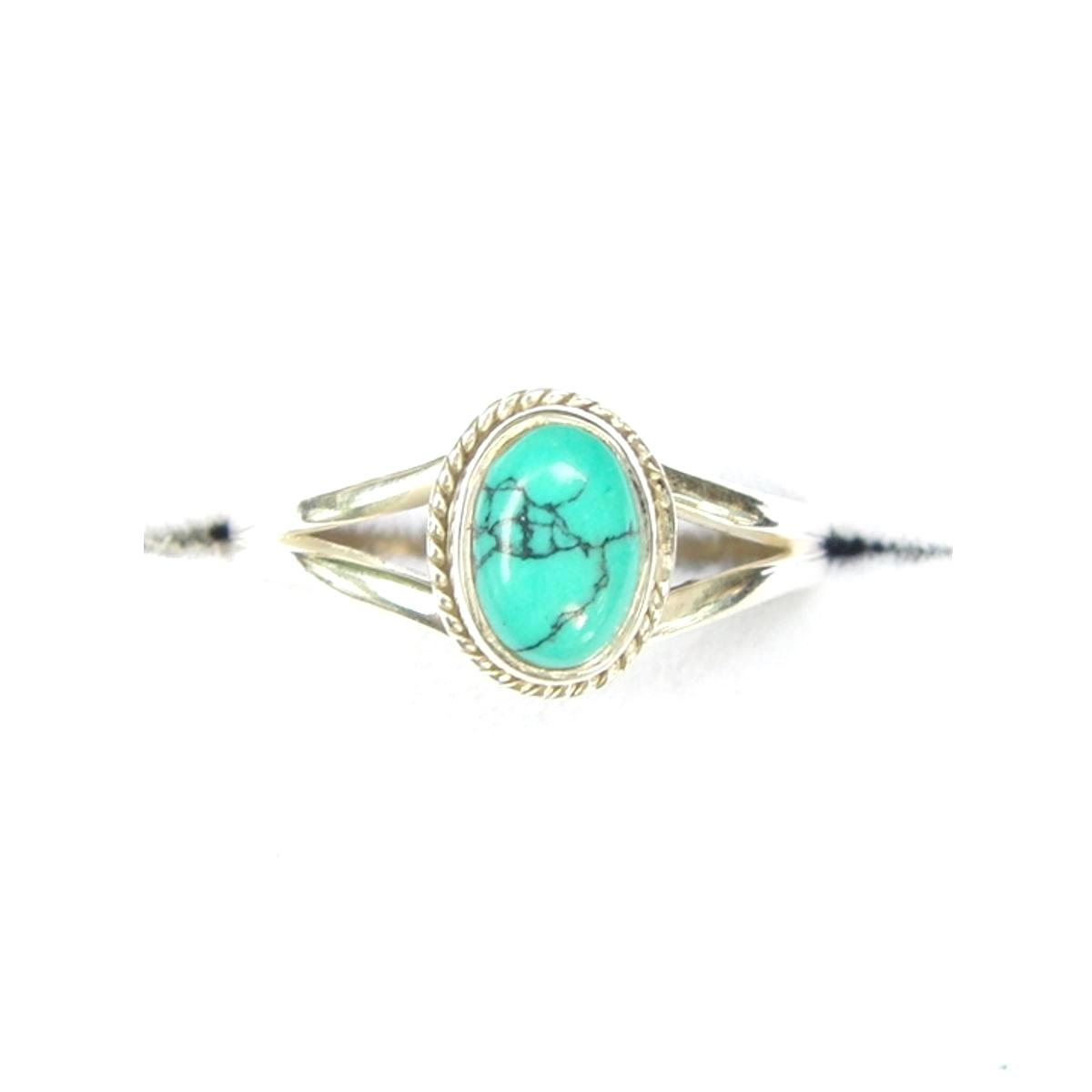 Turquoise Dainty Ring