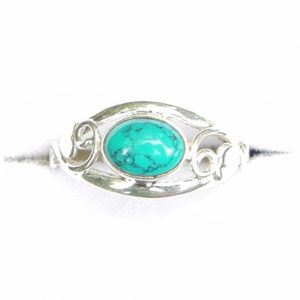 Turquoise Celtic Ring