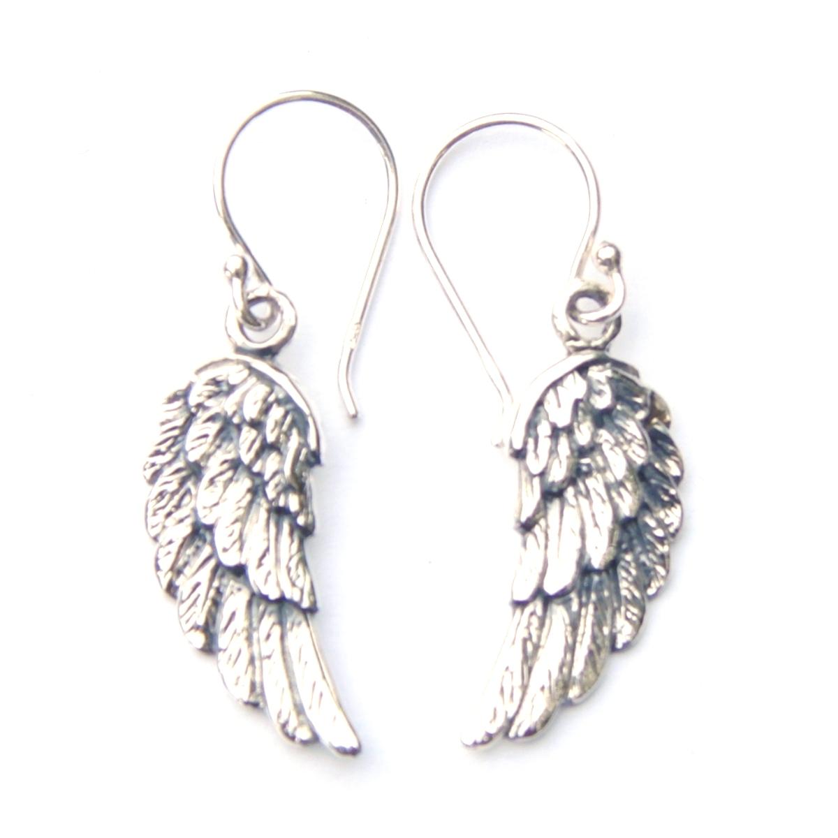 Beautiful Angel Wing Earrings