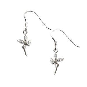 Crystal Fairy Earrings