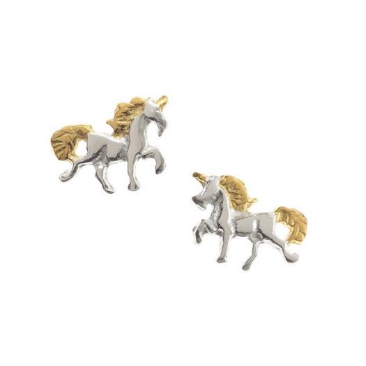 Pretty Unicorn Studs