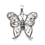 Lovely Large Butterfly Pendant.