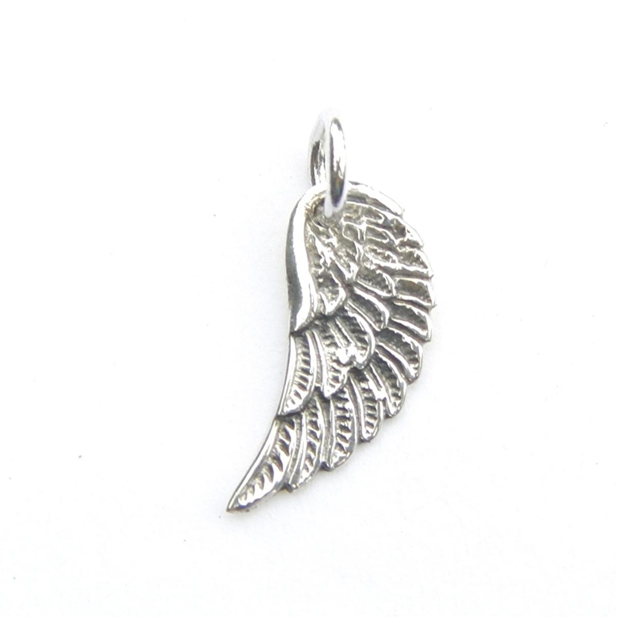 Dainty Angel Wing Charm / Pendant
