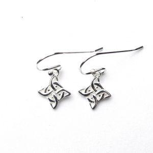 Small Celtic Earrings