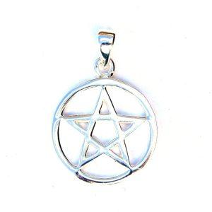 Medium Pentagram Pendant.