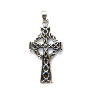Large Celtic Cross Pendant.