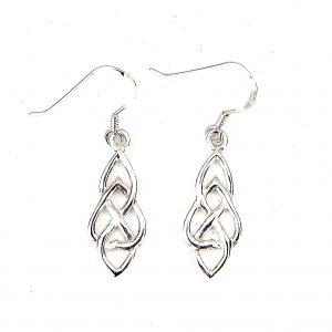 Pretty Celtic Earrings.