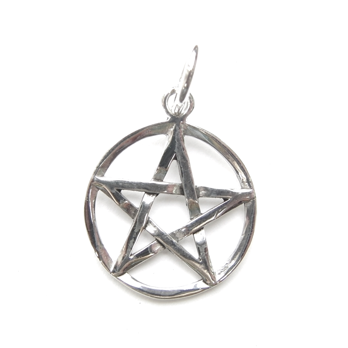 Dainty Pentagram Pendant