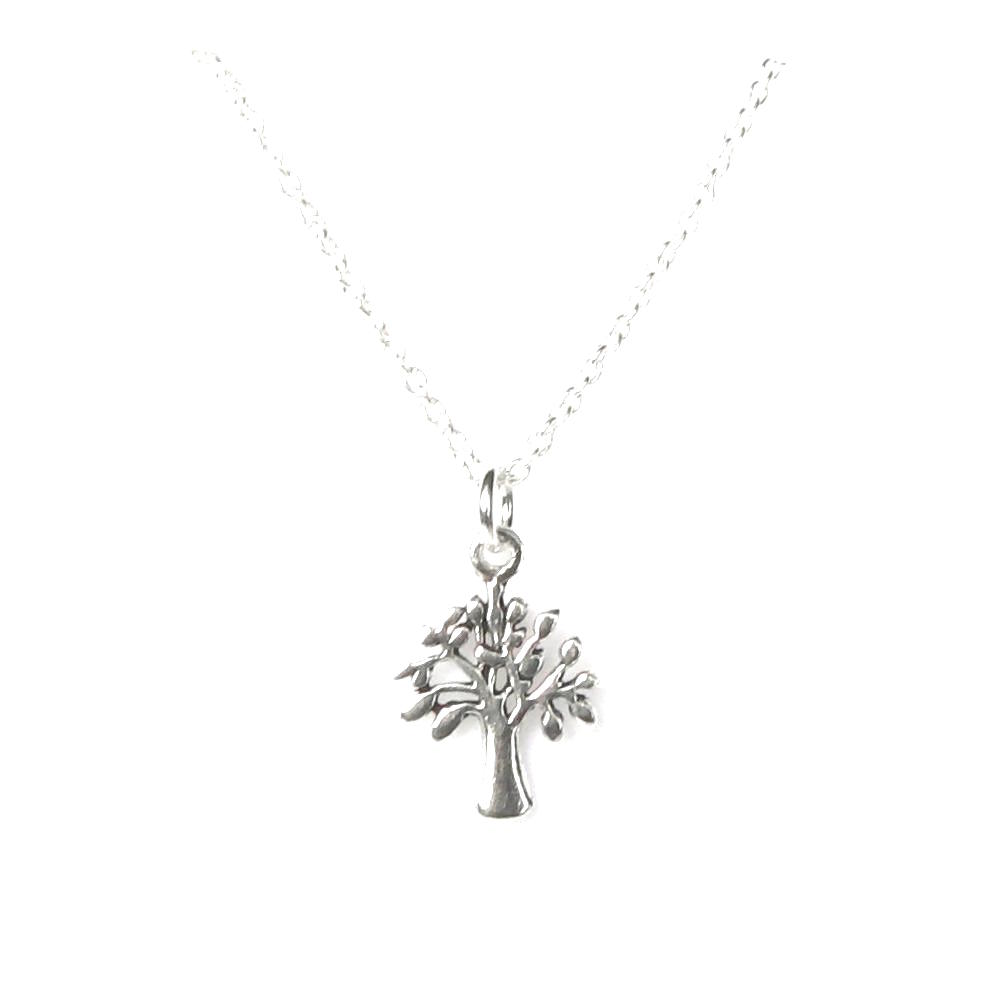 Stunning Dainty Tree Necklace