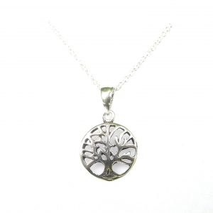Tree of Life Dainty Necklace