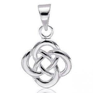 Lovely Celtic Infinity Knot Pendant