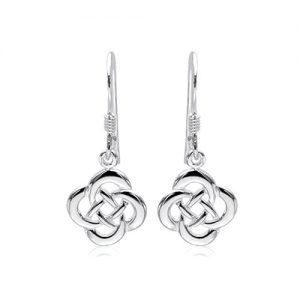 Beautiful Celtic Circles Earrings