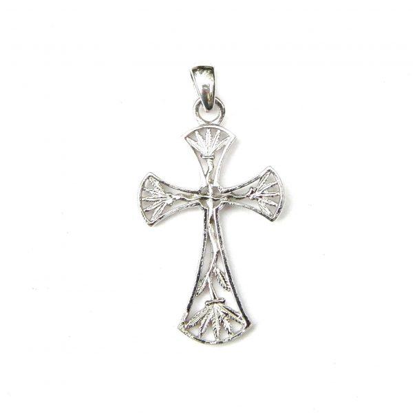 Beautiful Silver Cross Pendant