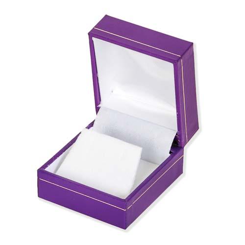 Pretty Purple Stud Box