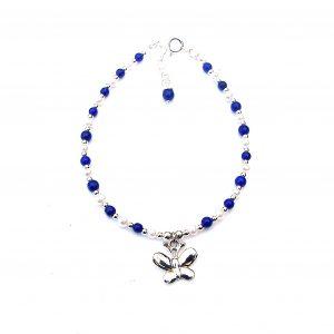Beautiful Butterfly Charm Bracelet