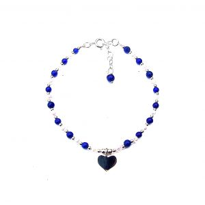Beautiful Heart Charm Bracelet