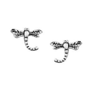 Beautiful Dragonfly Studs