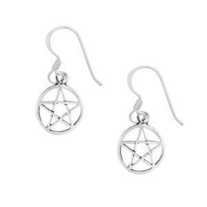 Pentagram Dainty Earrings