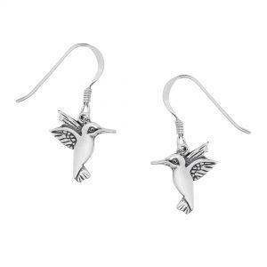 Pretty Hummingbird Earrings