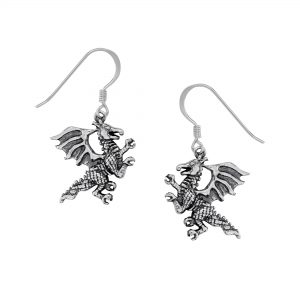 Stunning Dragon Earrings