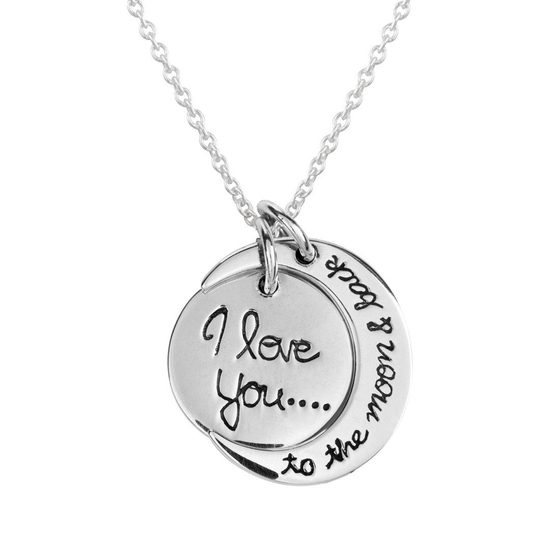 Pretty To The Moon Necklace