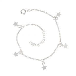 Beautiful Dainty Star Bracelet
